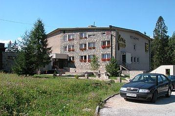 Slovacia Hotel Čingov, Exteriorul