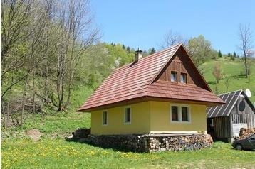 Slovensko Chata Zázrivá, Zázrivá, Exteriér