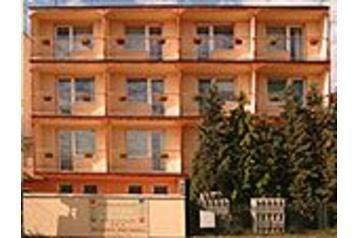 Slovacia Penzión Nitra, Exteriorul