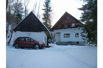 Slowakei Chata Zázrivá, Exterieur