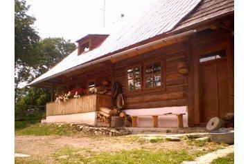 Slovakija Chata Rabčice, Eksterjeras
