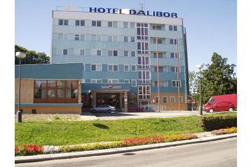 Česko Hotel Litomyšl, Exteriér