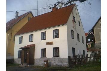 Česko Privát Abertamy, Exteriér