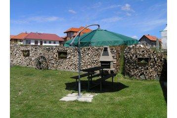 Česko Chata Frymburk, Exteriér