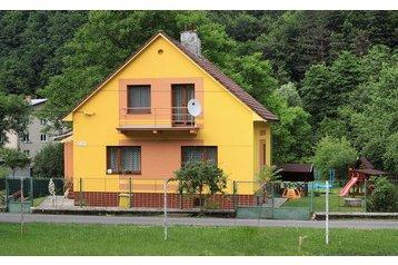 Slowakei Chata Bzenica, Exterieur