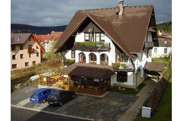 Česko Hotel Harrachov, Exteriér