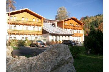 Česko Hotel Desná, Exteriér