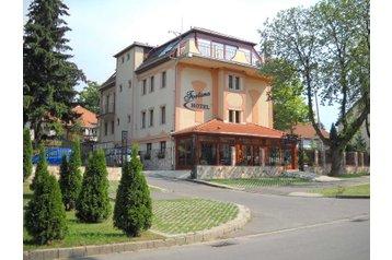 Maďarsko Hotel Miskolctapolca, Exteriér