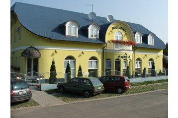 Węgry Penzión Mezőkövesd, Zewnątrz