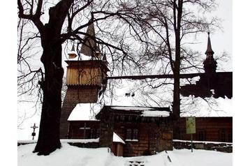Poľsko Privát Jabłonka, Exteriér