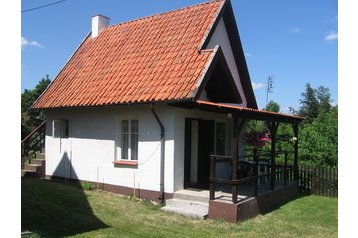 Poľsko Chata Wilkasy, Exteriér