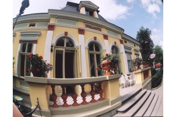 Polsko Penzión Łańcut, Exteriér