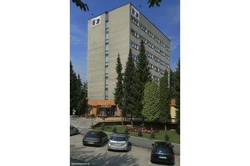 Slovensko Hotel Bojnice, Exteriér