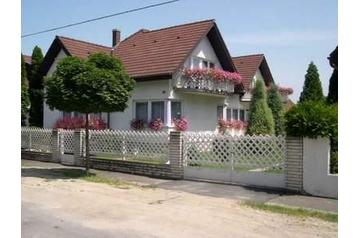 Maďarsko Privát Siófok, Exteriér