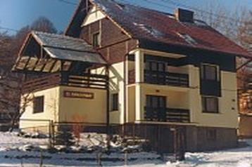 Polsko Penzión Rytro, Exteriér