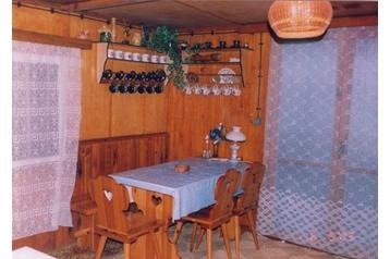 Česko Chata Konopáč, Interiér