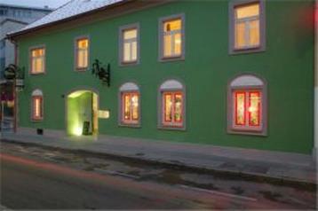 Rakousko Penzión Leoben, Exteriér