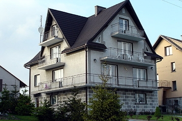 Polsko Privát Lanckorona, Exteriér