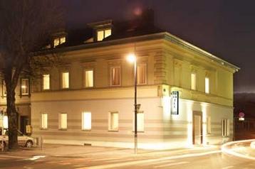 Rakousko Hotel Wels, Exteriér