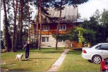 Polsko Privát Krasnobród, Exteriér
