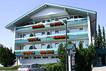 Rakousko Hotel Feldkirch, Exteriér