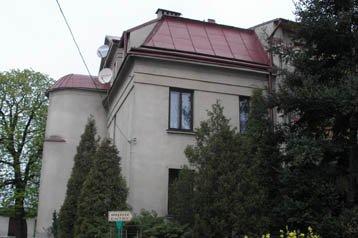 Poľsko Hotel Oświęcim, Exteriér