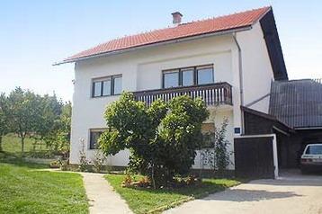 Chorvátsko Privát Rakovica, Exteriér
