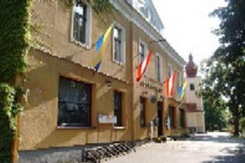Rakousko Penzión Langenlebarn, Exteriér