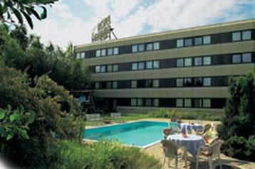 Rakousko Hotel Vösendorf, Exteriér