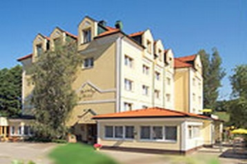 Rakousko Hotel Pressbaum, Exteriér