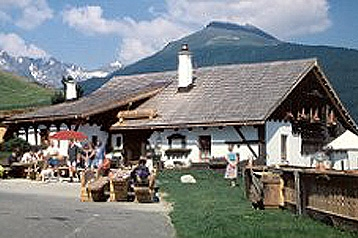 Österreich Hotel Obervellach, Exterieur