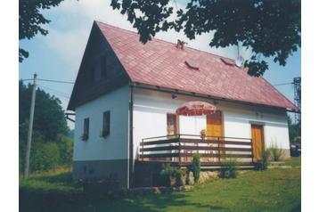 Česko Chata Kolinec, Exteriér