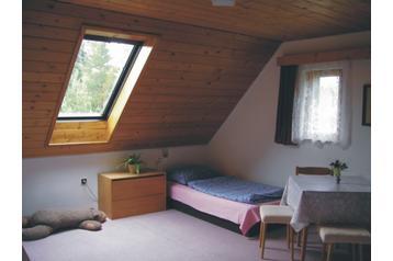 Česko Chata Kolinec, Interiér