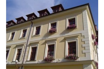 Česko Hotel Loket, Exteriér