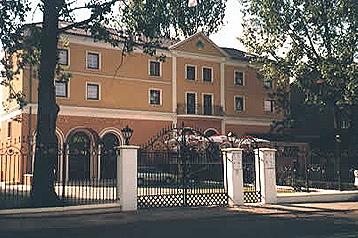 Polsko Hotel Szczecin, Štětín, Exteriér