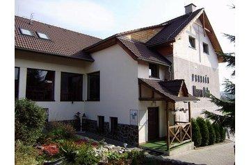 Slovacia Penzión Vrútky, Exteriorul
