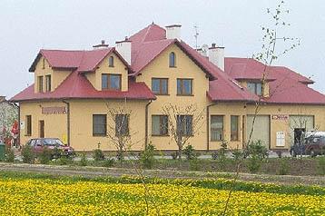 Poľsko Penzión Budziwój, Exteriér