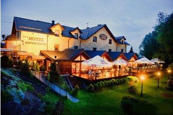 Polsko Hotel Bielany, Exteriér