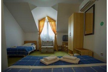 Chorvátsko Hotel Rakovica, Exteriér