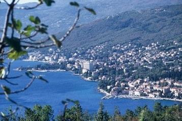 Chorvátsko Privát Matulji, Exteriér
