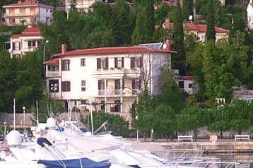 Chorvátsko Privát Ičići, Exteriér