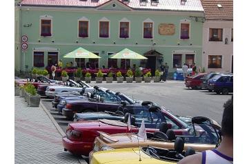 Česko Hotel Hoštka, Exteriér