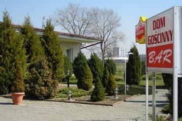 Polsko Hotel Krępice, Exteriér