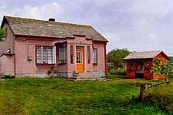 Poľsko Chata Kotuszów, Exteriér