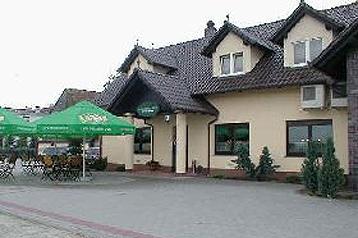 Polsko Hotel Perzyce, Exteriér