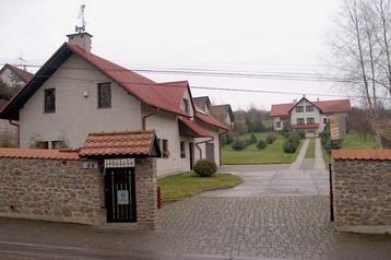 Polsko Privát Rząska, Exteriér
