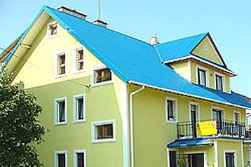 Poľsko Privát Busko-Zdrój, Exteriér