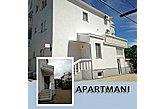 Apartamentai Baška Kroatija