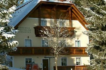 Rakousko Penzión Mönichkirchen, Exteriér