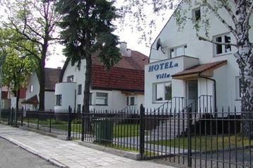 Polen Hotel Legnica, Exterieur